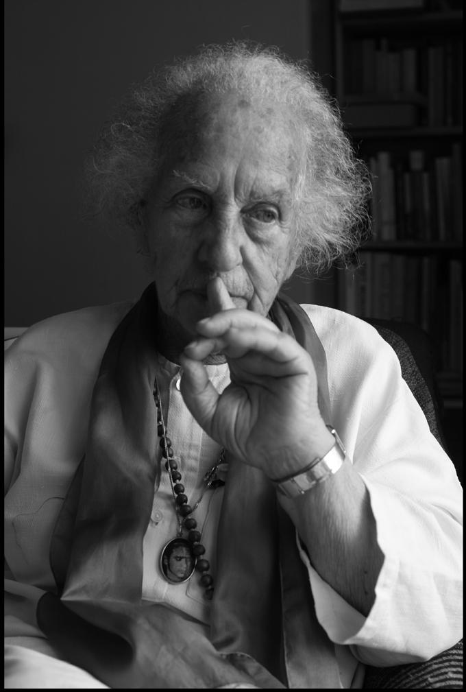 Lisetta Carmi, foto © Toni Thorimbert