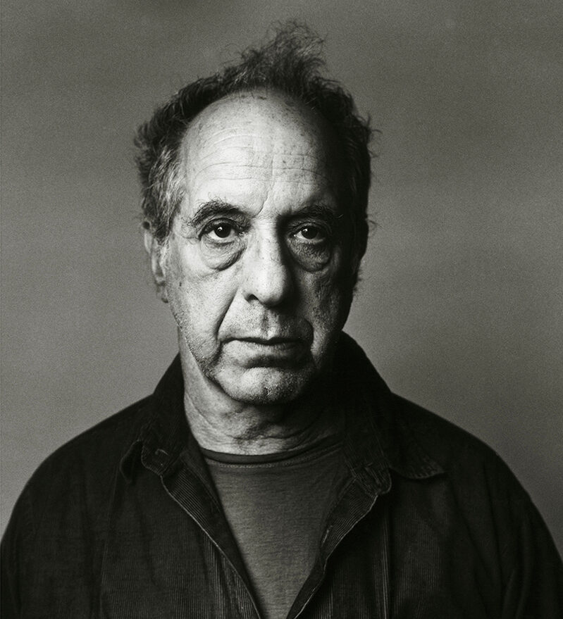 Robert-Frank-selfportrait