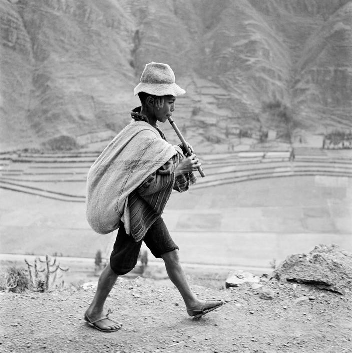 Werner Bishof © Peru 1954