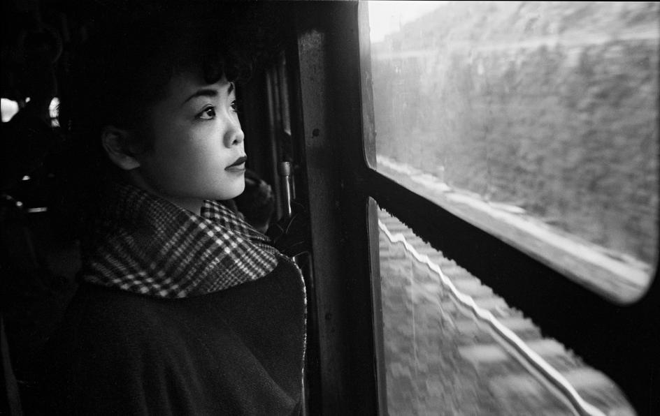Werner Bishof © Tokio 1951