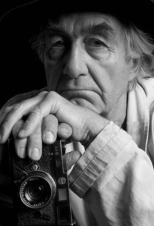 René Burri 2005 Madrid, - Rafael Roa