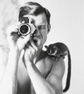 Peter Beard Self Portrait