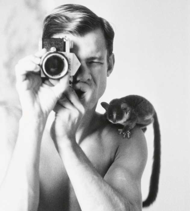 Peter Beard Self Portrait