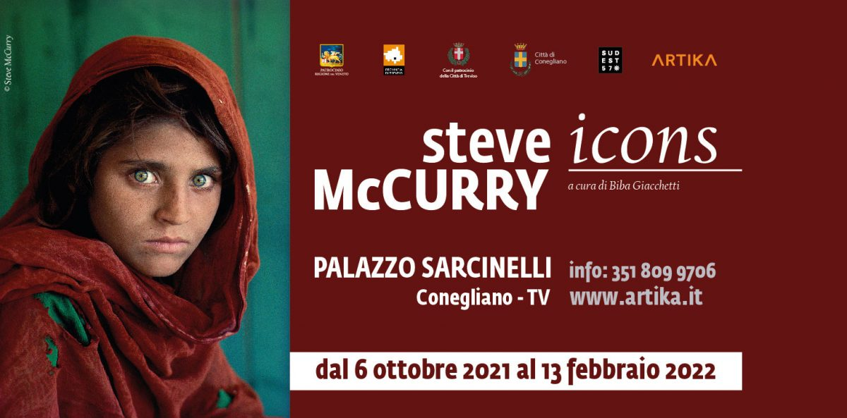 steve mccurry - icons, palazzo sarcinelli