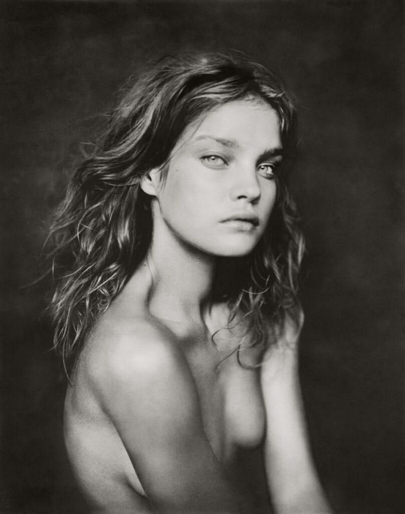 © Paolo Roversi, Natalia, Paris 2003