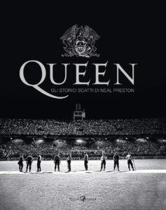 Queen, Neal Preston, Copertina