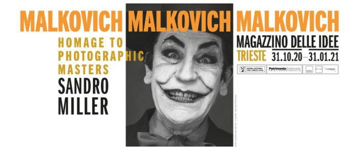 Malkovich Malkovich Malkovich, Homage to Photographic Masters - Magazzino delle Idee
