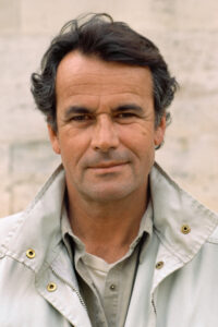 Bruno Barbey, Portrait 1995