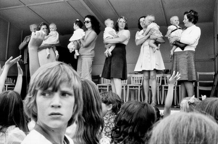 © Elliott Erwitt - Blackpool, Inghilterra, 1975