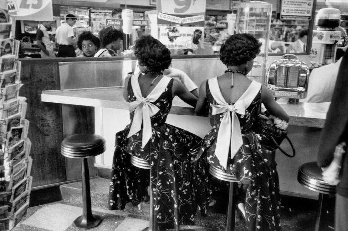 © Elliott Erwitt - New York City, 1955