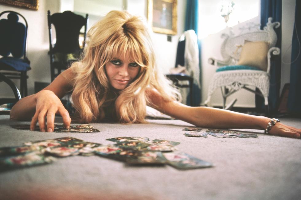 © Douglas Kirkland - Brigitte Bardot, Messico, 1965