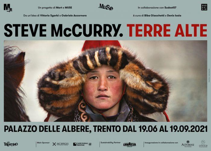 Steve McCurry - Terre Alte, Palazzo delle Albere, Trento