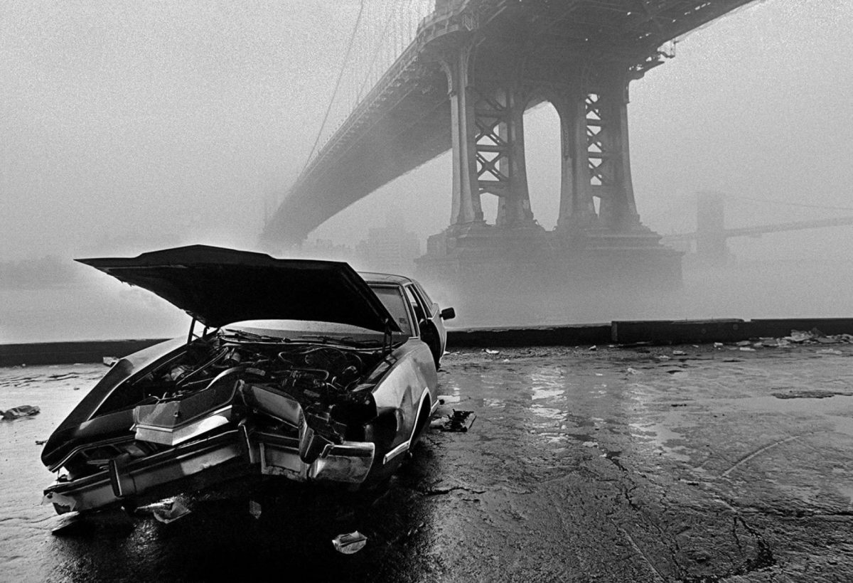 © Ferdinando Scianna, New York 1986